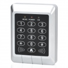 Smart EM / MF1 Card Reader / Code Access Control Device - Silver + Black