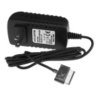 AC Power Adapter Charger for ASUS Transformer TF101 / TF201 - Black (2-Flat-Pin Plug)