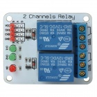 2 Channel 12V Relay Module Extension Board for Arduino (Works with Official Arduino Boards)