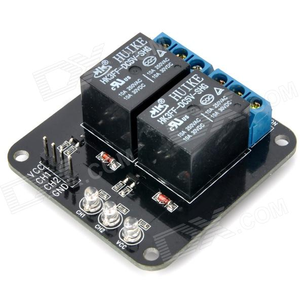 Channel relay module extension board for arduino free