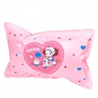 Cute Cartoon Pattern Ice Cool Pillow - Pink