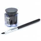 Cosmetic Makeup Water Resistant Eyeliner Gel - Black