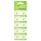 AG4 / LR626 1.5V Alkaline Cell Button Batteries (10-Piece Pack)