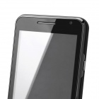 "CB-P300 Android 2.3 WCDMA Bar Phone w/ 4.0"" Capacitive, GPS, Wi-Fi and Dual-SIM - Black"