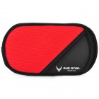 AUS STOP Soft Protective Cotton Sleeve Pouch Bag for Sony PS Vita - Red + Black