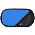 AUS STOP Soft Protective Cotton Sleeve Pouch Bag for Sony PS Vita - Blue + Black