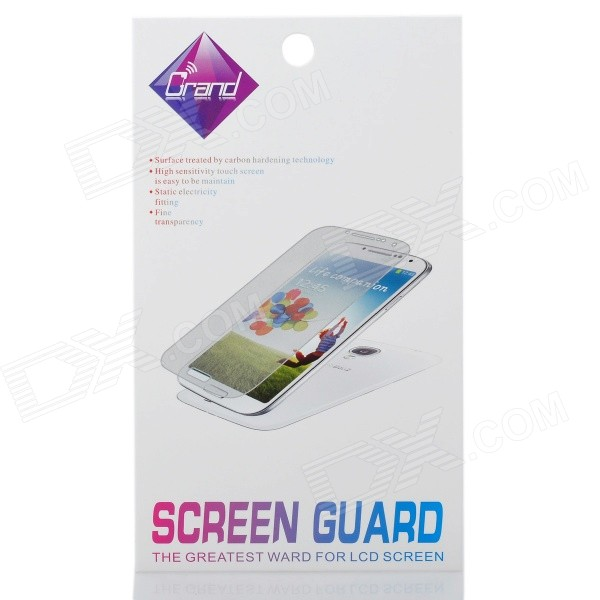 Protective PET Screen Protector Film Guard for Samsung i9300 Galaxy S3