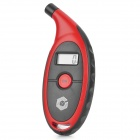 "TG-102 0.9"" LCD Digital Tire Pressure Gauge - Red"