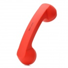 Retro Bluetooth V2.0 Wireless Handset for Cellphone - Red
