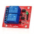 2-Channel Relay Shield Module for Arduino (Works with Official Arduino Boards)