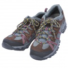 Topsky Outdoor Sports Hiking Shoes - Deep Coffee (Pair/Size-40) 
