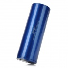 Mini Portable 5000mAh Mobile Power Battery Charger with USB Cable - Blue