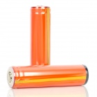 SANYO 18650 2800mAh Rechargeable Battery - Orange (2-Piece Pack)