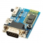 RS232 Bluetooth Serial Adapter Module W / Mini USB порт