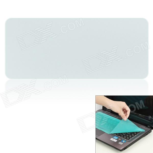 Universal Keyboard Protective Film for Laptop Notebook - Transparent Green