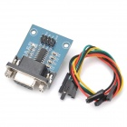 RS232 Serial Port To TTL Converter Module w/ Transmitting and Receiving Indicator