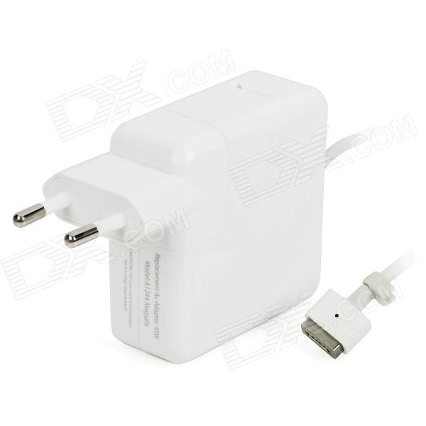 45W AC Power Adapter Charger for Apple MacBook Air - White (EU Plug)