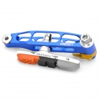 AEST Ultralight Bicycle V Brake Front & Rear Caliper Set - Blue