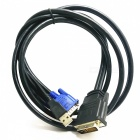 M1 Connection DVI/VGA/USB