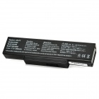 11.1V 5200mAh Replacement Laptop Battery for Asus A32-F3 + More - Black