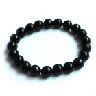 Fashion Obsidian Bracelet - Black