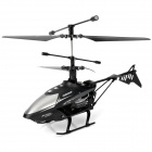 Iphone/Ipod Touch/Ipad Controlled Mini Rechargeable 4-CH R/C Helicopter - Black