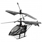 Iphone/Ipod Touch/Ipad Controlled Rechargeable 4-CH R/C Helicopter - Black