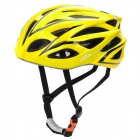 Outdoor 27-Vent Cycling Bike Bicycle Helmet - Yellow + Black