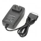 AC Power Charging Adapter Charger for Lenovo IdeaPad K1 / LePad S1 - Black (US Plug)