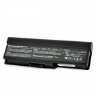 Replacement 11.1V 7800mAh Battery for Dell Inspiron 1420 / Vostro 1400 - Black