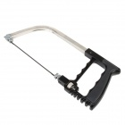 Multi-Function Metal Saw Hacksaw Set - Black + Silver