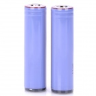 Samsung 18650 2800mAh Rechargeable Battery - Purple (2-Piece Pack)