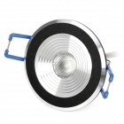 3W 180~220lm 6000~6500K LED White Light Ceiling Lamp with Driver
