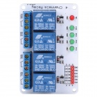 4 Channel 24V Relay Module Extension Board for Arduino