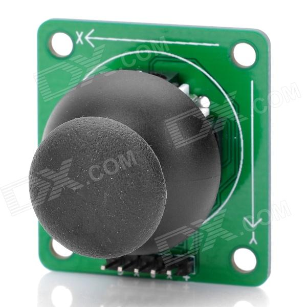 DIY PS2 Joystick Game Controller Module for Arduino (Works with Official Arduino Boards) fast free ship for gameduino for arduino game vga game development board fpga with serial port verilog code