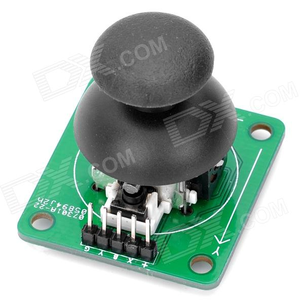 Diy ps joystick game controller module for arduino works
