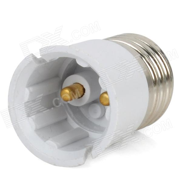 E27 to B22 Light Lamp Bulb Adapter Converter