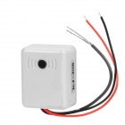 Audio Recording Surveillance Sound Monitor Pickup - White (6~12V)