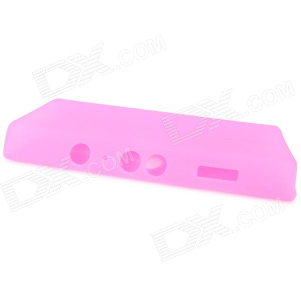 Protective Silicone Case Cover for Xbox 360 Kinect - Pink protective silicone case cover for xbox 360 kinect red