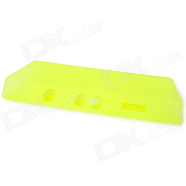 Protective Silicone Case Cover for Xbox 360 Kinect - Yellow protective silicone cover case for xbox 360 controller yellow blue
