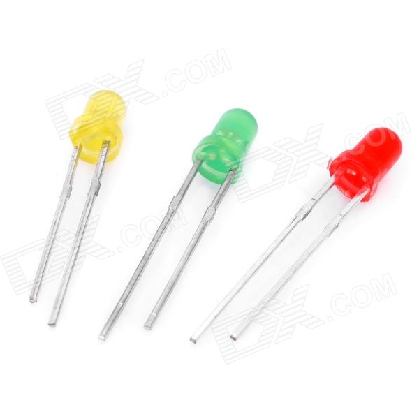 Light Emitting Diode : Mm light emitting diode green red yellow