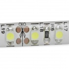 36W 6000K Cold White 600*3528 SMD LED Flexible Light Strip (5m /DC12V)