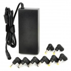 90W Universal Power Adapter Charger for Laptop Notebook (8 Connectors / AC 100~240V)