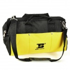 BOSI Professional Water Resistant Tool Storage Bag for Craftsman - Yellow + Black