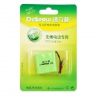 Delipow 350mAh 3.6V Rechargeable Ni-MH Battery for Wireless Telephone - Green