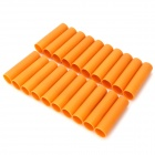 Electronic Cigarette Refills Cartridges - 555 Flavor (Yellow / 20-Piece Pack)