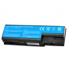 Replacement 11.1V 5200mAh Battery for Acer Aspire 5220G / 5310 / 5315 / 5520-5A2G16 + More - Black