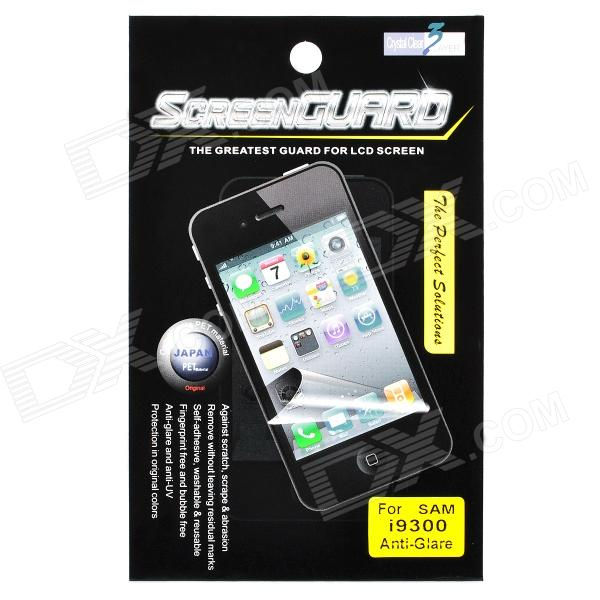 Protective PET Screen Protector Film Guard for Samsung i9300