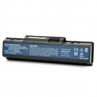 Replacement 11.1V 9600mAh Battery for Acer Aspire 4710G / 4310 / 4520 / 4920G / 4710Z + More - Black