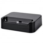 Portable Charging Docking Station with USB Cable for Samsung Galaxy S3 i9300 - Black